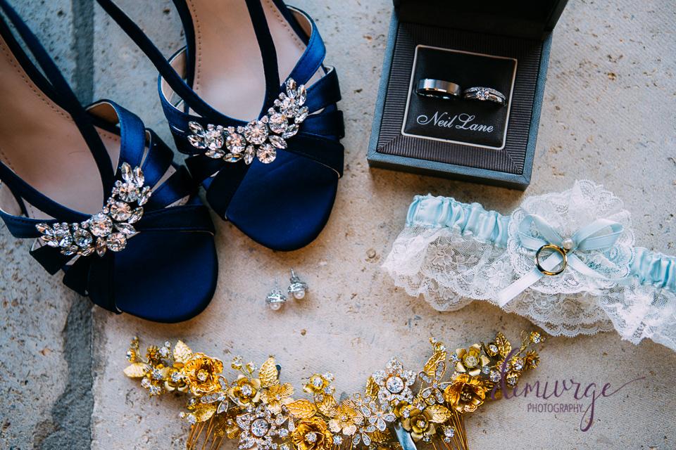 oread hotel wedding details