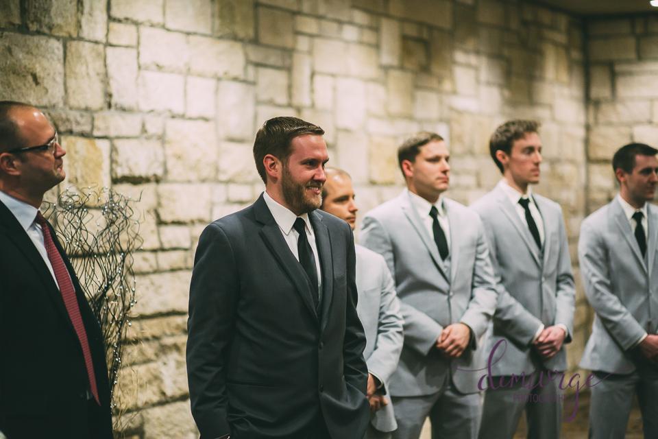 wedding at oread hotel