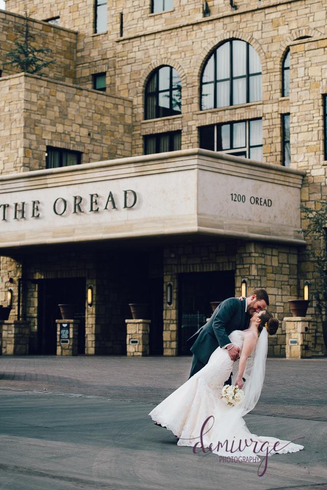 oread hotel wedding