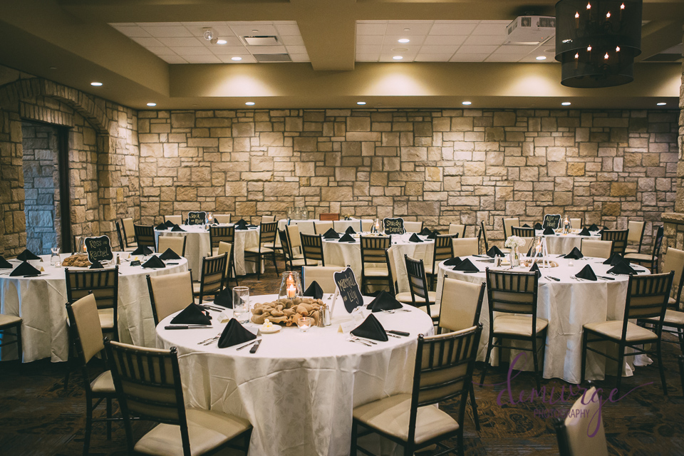 oread hotel wedding reception