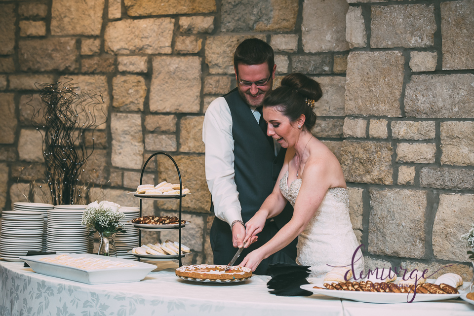 cookie cutting wedding