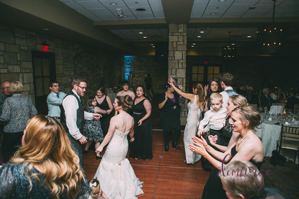 wedding dance oread hotel wedding