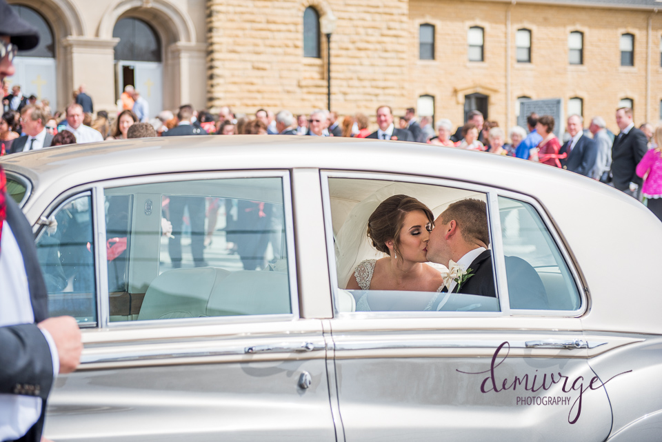 Rolls Royce Wedding Photo