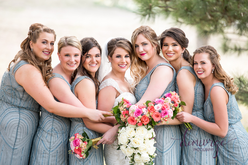 Adorable Bridesmaids Photo