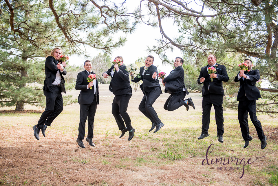 Awesome Groomsmen Photo