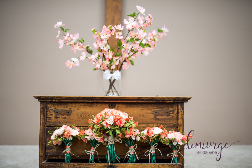wedding alter details