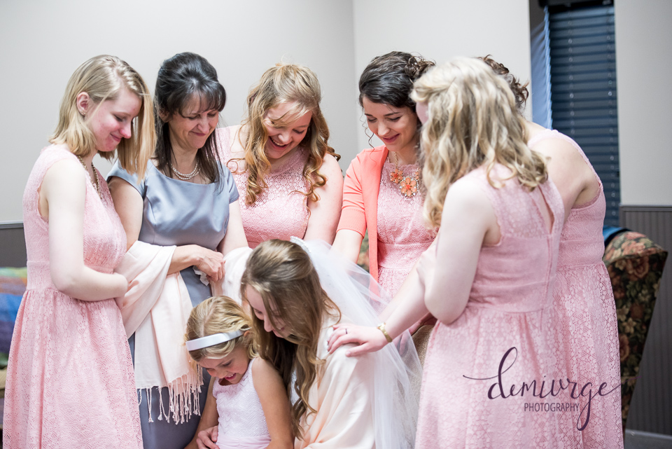 prayer before wedding ceremony