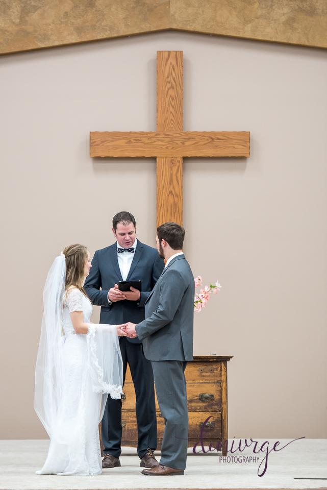 christian church wedding