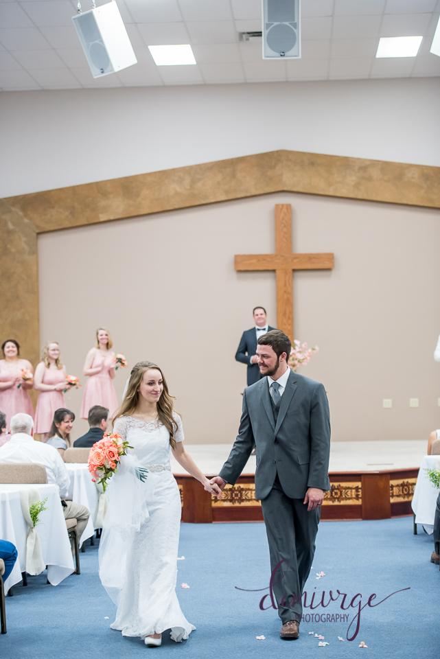wedding recessional flint hills christian church