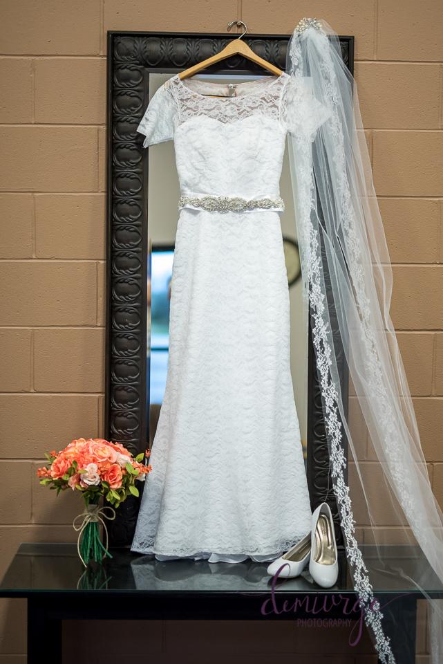Flint Hills Christian Church Wedding