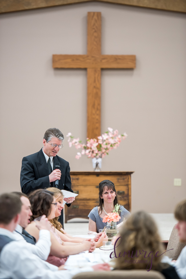 wedding toasts flint hills christian church