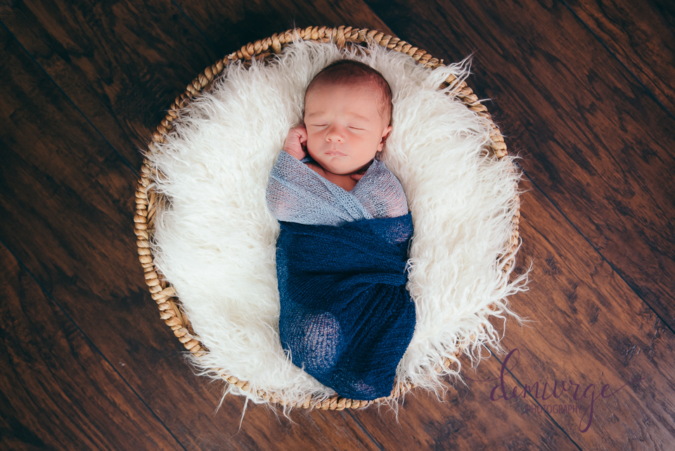 Manhattan KS Newborn Photographer