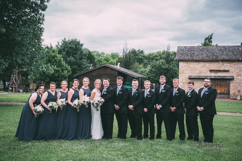 ward meade park wedding