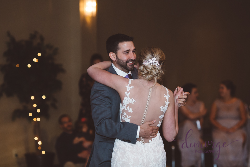 first dance at houston street ballroom