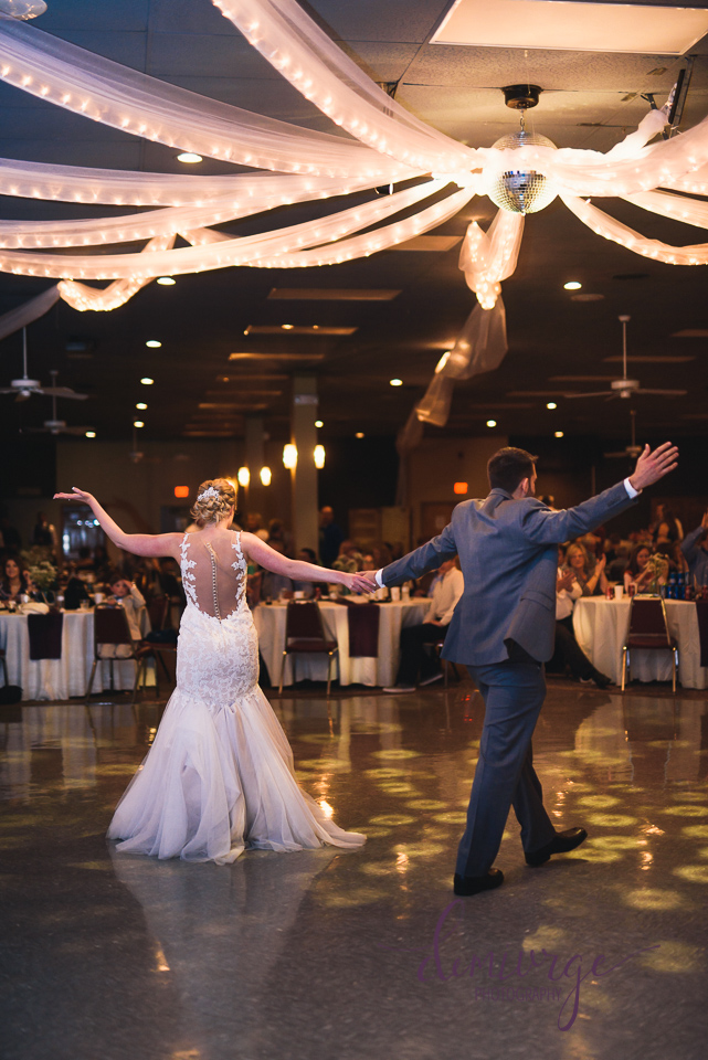 first dance finale
