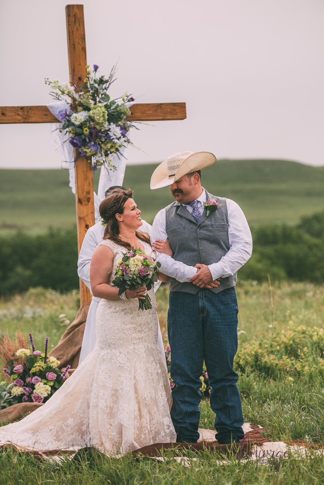 ranch wedding, manhattan kansas