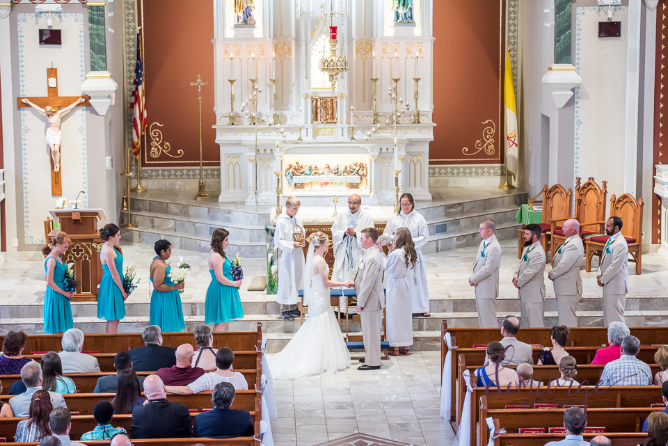 catholic seneca ks wedding