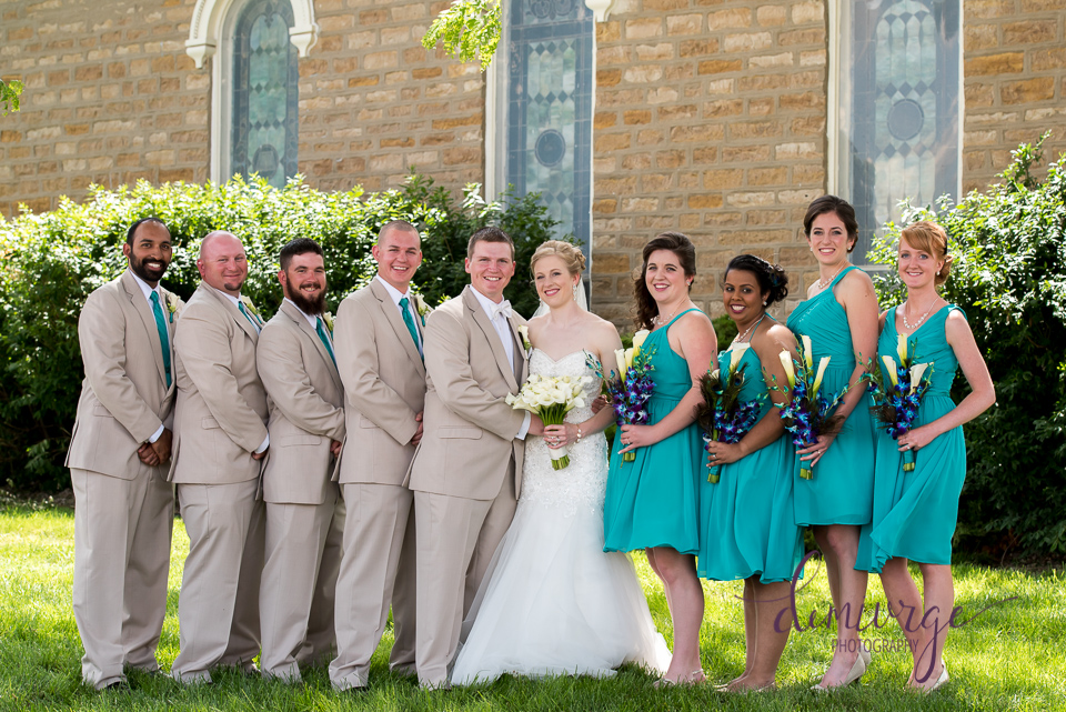 catholic seneca ks wedding photographer