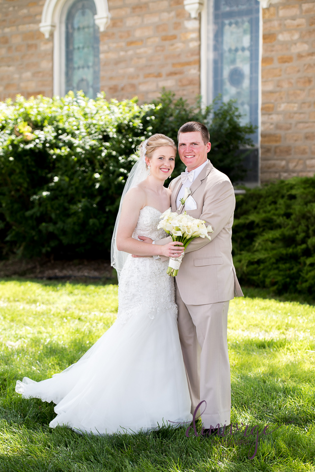 seneca kansas catholic wedding
