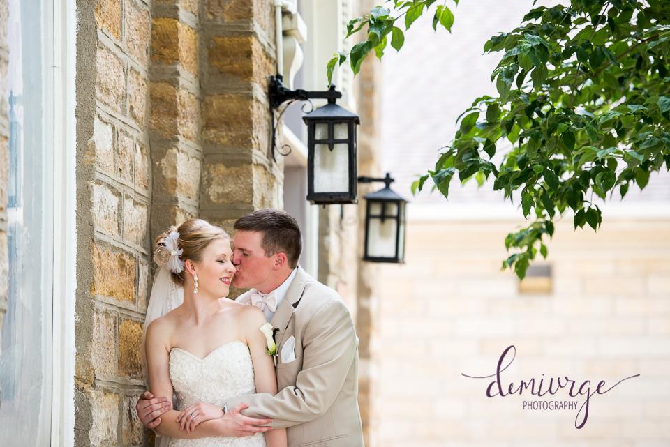 bride and groom photo seneca kansas