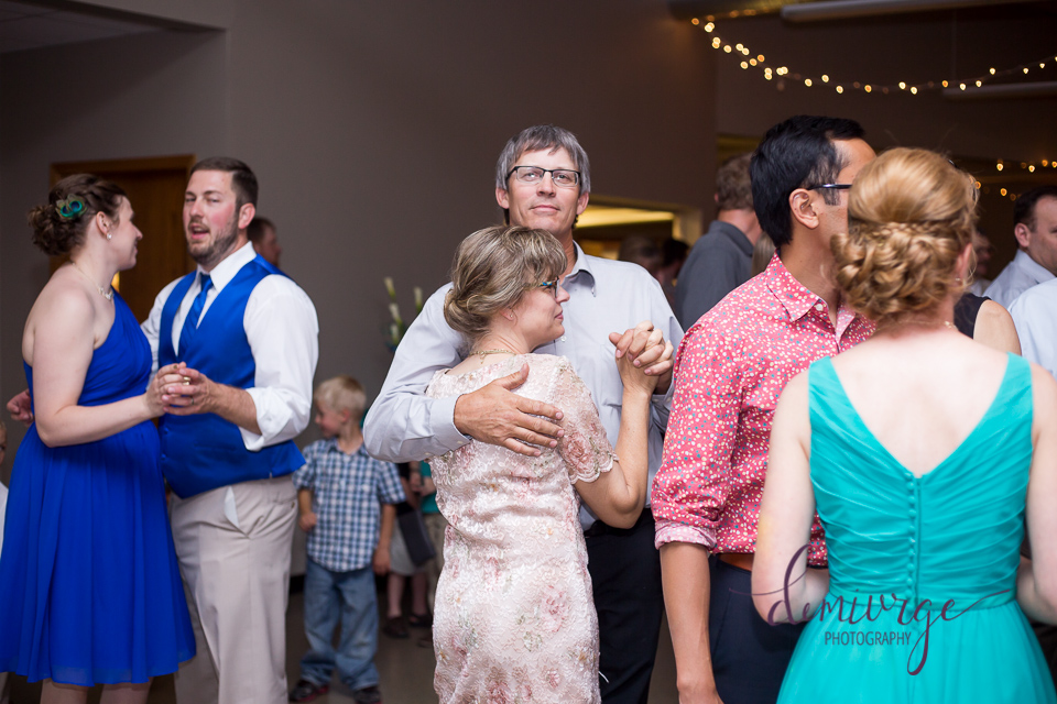 bern community center wedding reception