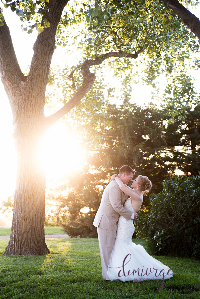 bern Kansas wedding photographer bride and groom portrait