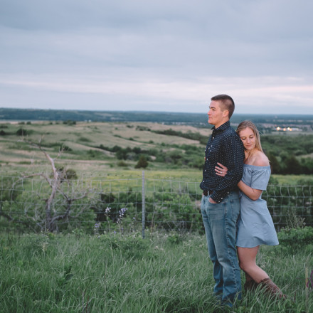 manhattan ks engagement