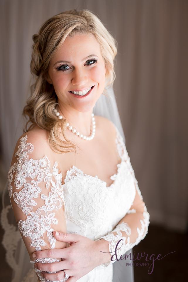 bridal portrait chrisman manor