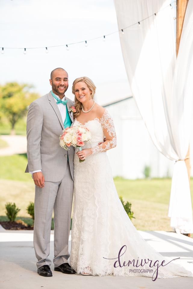 oskaloosa wedding photographer