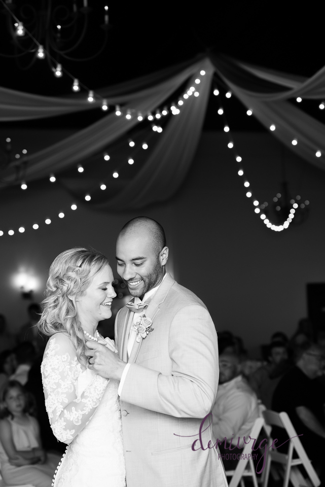 chrisman manor first dance wedding reception