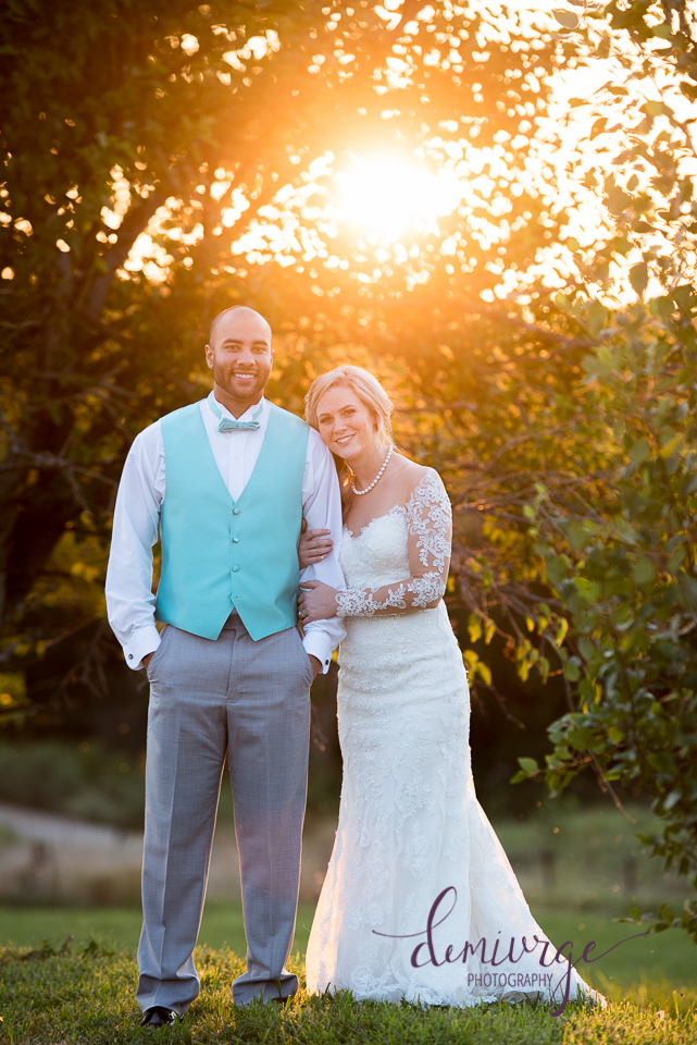 stunning bride and groom portrait chrisman manor