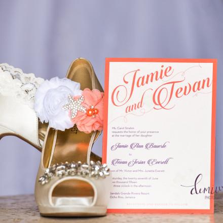 destination wedding details